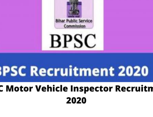 BPSC Mineral Development Officer Notification 2020: Apply Now
