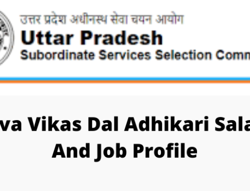 Yuva Vikas Dal Adhikari Salary And Job Profile